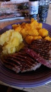 Tonight's dinner :-)