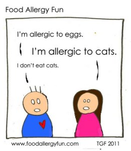 Allergy-Comic