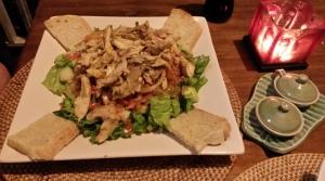 Chicken salad - Bangalan, Bali