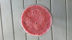 Flu-fighting fruit smoothie